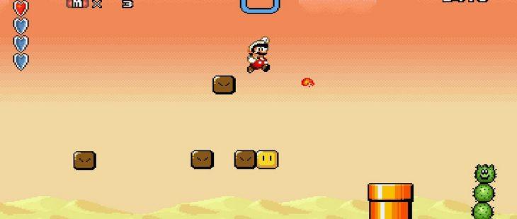 Super Mario Epic 2 Dream Machine
