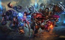 League of Legends Art